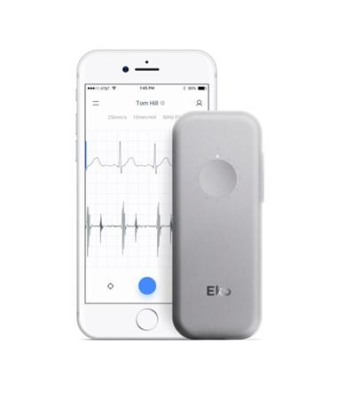 EKOCore_Bundle - DUO Core Digital Stethoscope with One-Lead ECG - Mobile Application