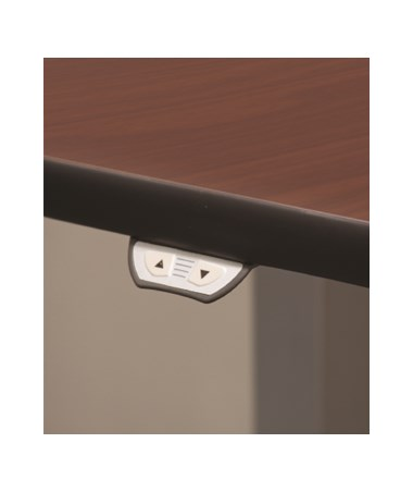 ESI BeneFIT Series Premium Electric Adjustable Table Base for Rectangle & Peninsula Work Surfaces - Control Pad