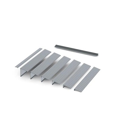 EZ-ACCESS Aluminum Threshold Ramp