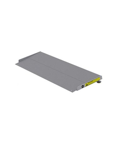 EZ-ACCESS Self-Supporting Adjustable Threshold Ramp 12""