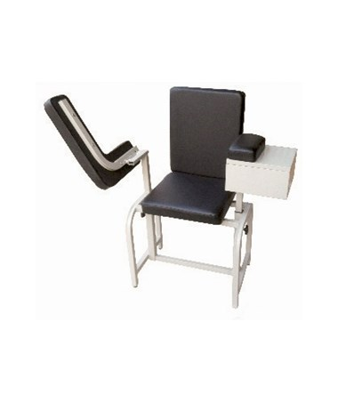 FMPA1 Blood Drawing Chair - arm rest position