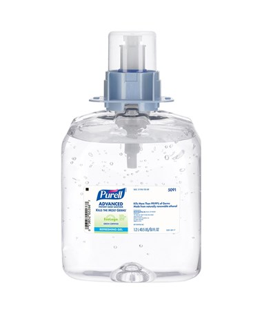 GOJO 3691-12 PURELL Advanced Green Certified Instant Hand Sanitizer