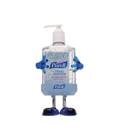 Purell 9600-PL1 Pal and Purell Advanced Instant Hand Sanitizer