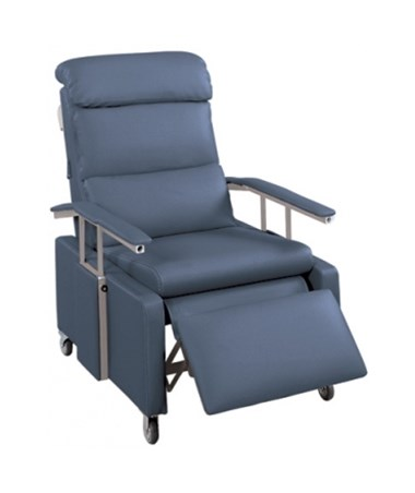 Drop Arm 3 Position Recliner with Pillow Back GRAFR3302427-