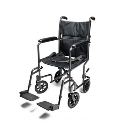 Aluminum Transport Chair GREEJ781-1