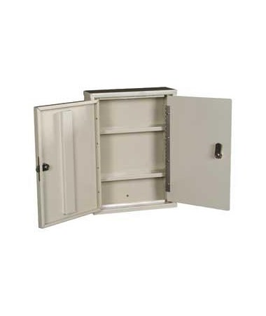 HAR2701 Heavy Duty Double Door and Lock Narcotics Cabinet