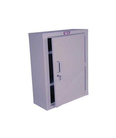Harloff 2731 Large Single Door Single Lock Narcotics Cabinet.