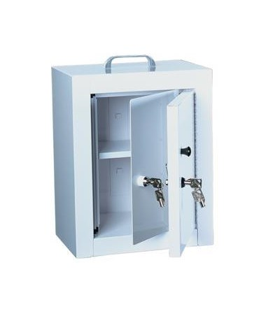Harloff Double Door Medium Narcotic Cabinet