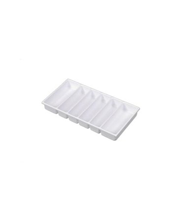 Harloff 6 Compartment Drawer Tray for Classic, E-Series and OptimAL Carts