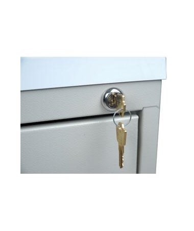 Harloff Replacement Cabinet Lock for Value and Mini Line Carts