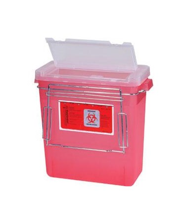 Harloff Replacement Bemis Three Gallon Sharps Container