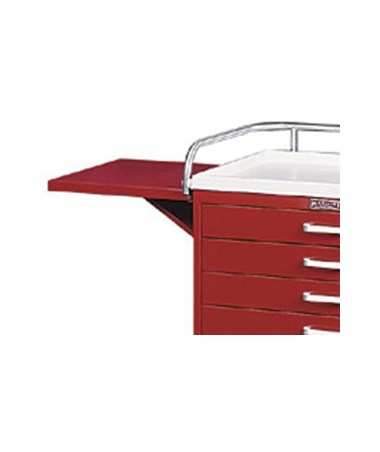 Harloff Side Mounted Fixed Shelf (Drop Shelf model shown)