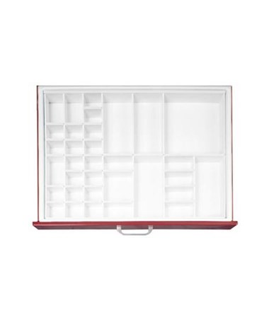Harloff Full CC Drawer Divider Tray 680520 - 33 Fixed Compartments