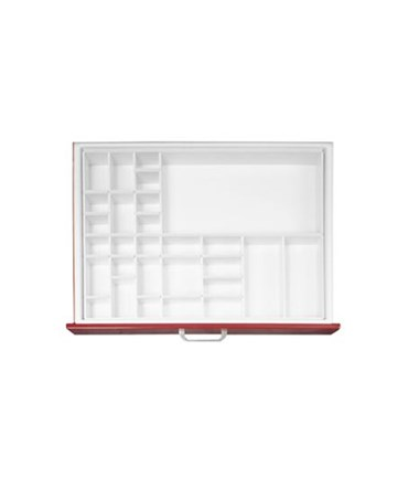 Harloff Full CC Drawer Divider Tray 680523 - 28 Fixed Compartments