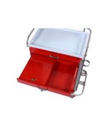 "Harloff 3"" Locking Narcotics Drawer for Classic Line Carts"
