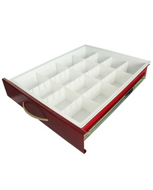 Drawer Divider Tray Pack for Mini Line Carts HAR68620-P1