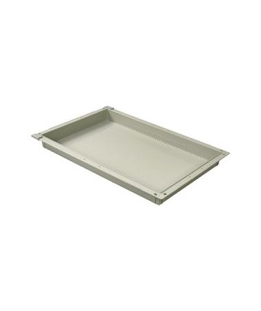 "Harloff 2"" Exchange Tray for Mobile Medical Storage"