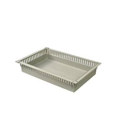 "Harloff 4"" Exchange Tray for Mobile Medical Storage"