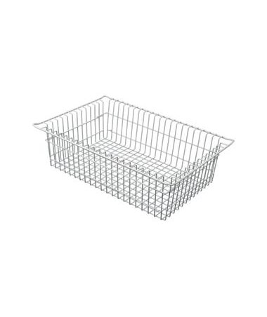 "Harloff 7"" Wired Basket for Mobile Medical Storage"