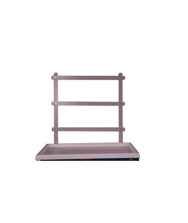Harloff 3 Tier Raised Back Rail for MR-Conditional Carts