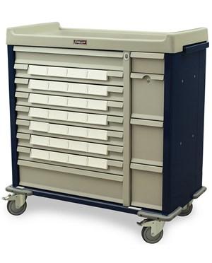 Standard Line Dual Column Med-Bin Cart HARSL28BIN5-
