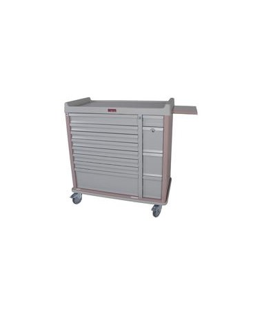 Harloff Standard Line Dual Column 294 Unit-Dose Medication Cart