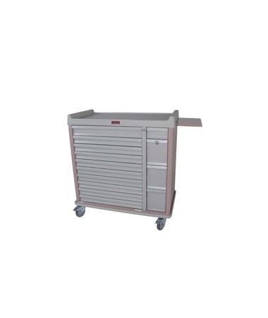 Harloff Standard Line Dual Column 420 Unit-Dose Medication Cart