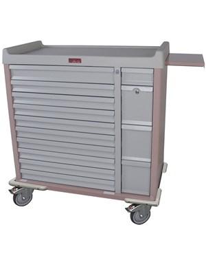 Standard Line Dual Column Unit-Dose Medication Cart HARSL294BOX-