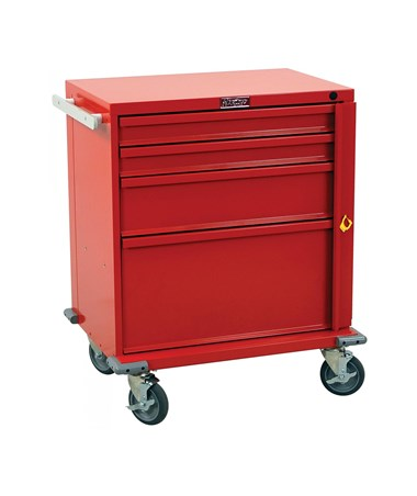 V-Series Four Drawer Crash Cart HARV24-4B-