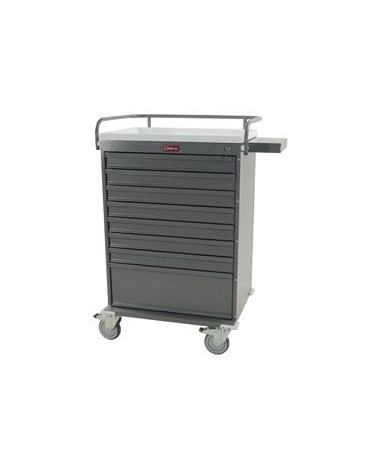 Harloff Value Line 216 Unit Dose Medication Cart