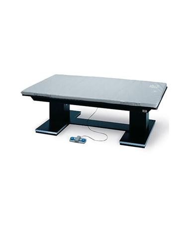 Dual Lift Powermatic® Mat Therapy Table with Black Laminate Top HAU1449-46-