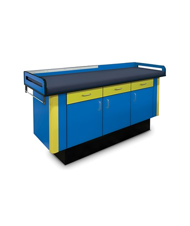 Colored Pediatric Treatment Table HAU4990
