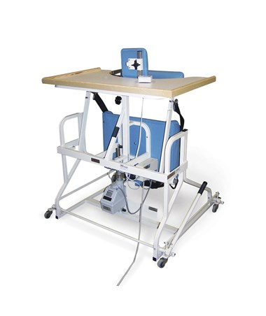 Bariatric Electric Stand-In Table HAU6185