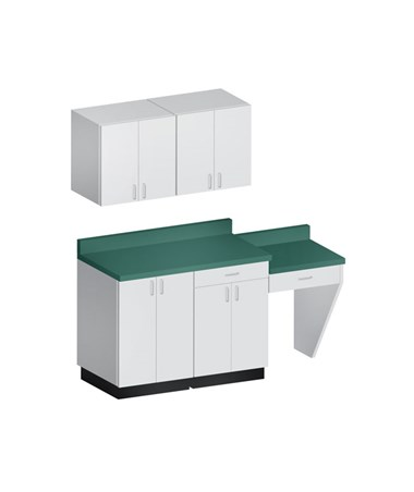 Pro-Line™ Professional Cabinets HAUB-404-
