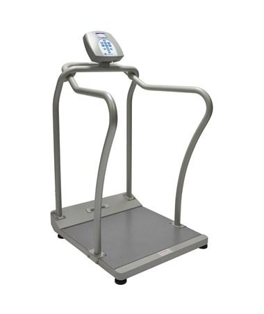Health-o-meter Professional Digital Hand-Rail Platform Scale HEA2101KL