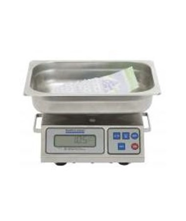 HEA3400KL - Digital Wet Diaper/Lap Sponge/Organ Scale - Scale with Weighing Pan