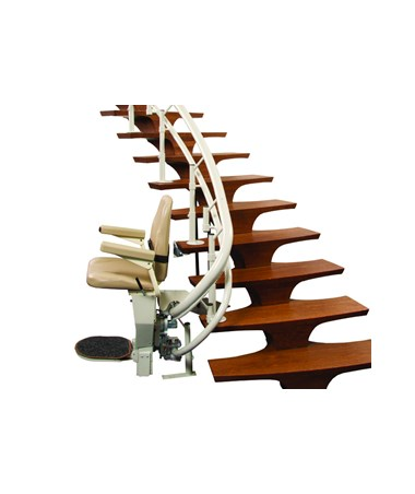 Curved Stair Lift HMRCSL500