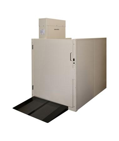 Toe Guard Commercial Platform Lift HMRTG400