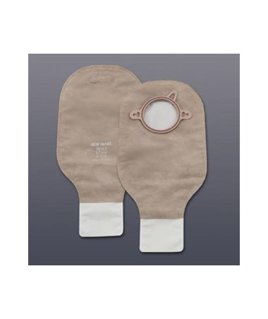Two Piece Pouch- Drainable Pouch with Filter, Beige HOL18142
