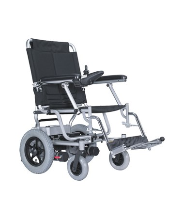 The S model is available with elevating leg rests.