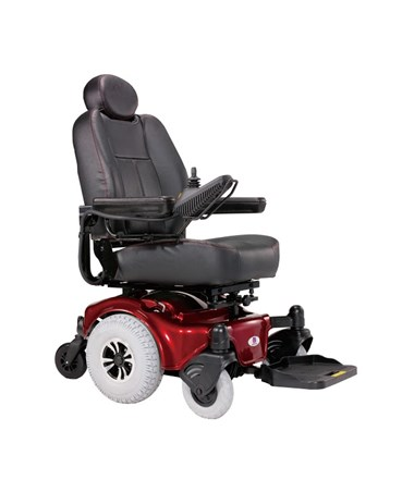 Rumba S Front-Wheel Drive Power Chair HRTP4F‐20-