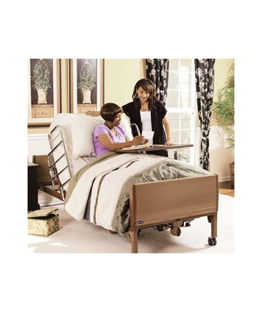 Invacare Full Bed Rail Upright