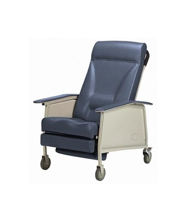Invacare IH6065WD Blue Ridge 3 Position Recliner - Deluxe Wide