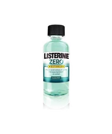Listerine® ZERO™Mouthwash JJC42830
