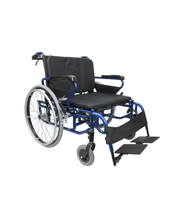 Karman BT-10 Fully Adaptable Bariatric Wheelchair KM-BT10-28W