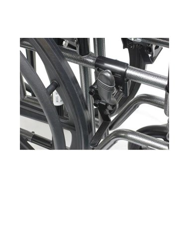 Karman Standard Detachable Arms Wheelchair Brake Handle