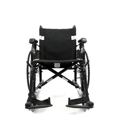 Karman Ultra Lightweight Adjustable Wheelchair - Front