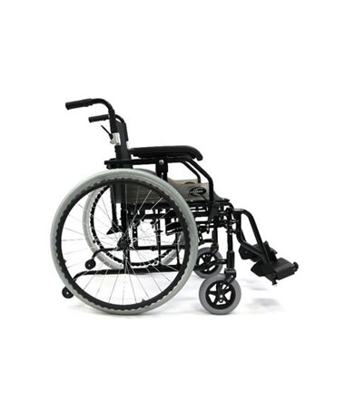 Karman Ultra Lightweight Adjustable Wheelchair - Side