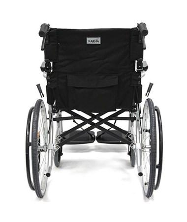 Karman S-Ergo Flight Ultralightweight Wheelchair - Rear View