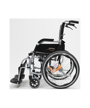 Karman S-Ergo Flight Ultralightweight Wheelchair - Side View